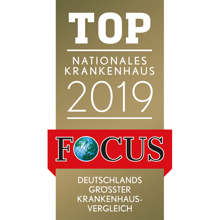 FOCUS Top Nationales Krankenhaus